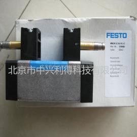 FESTO费斯托 MN1H-5/3G-D-1-C电磁阀