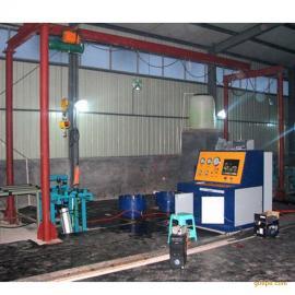 钢瓶水压试验台 钢瓶外测法水压试验设备