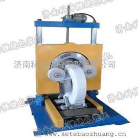 空调胶管盘管缠绕包装机