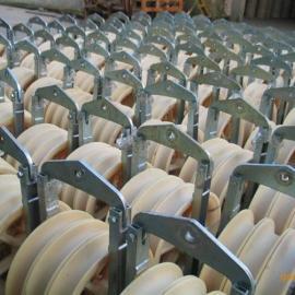 三轮508*100大直径放线滑车放线滑车批发