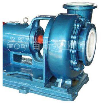 UHB-Z耐腐耐磨脱硫循环泵