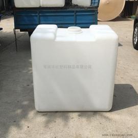 湖北500L抗氧化IBC集装桶0.5吨大水桶食品包装桶厂家