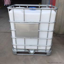武汉0.5吨食品级环保大水桶500L车厂用吨桶IBC集装桶