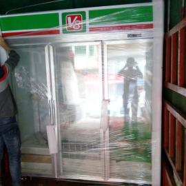 立式饮料展示柜,便利店冷藏保鲜柜,超市商用自选柜厂家批发