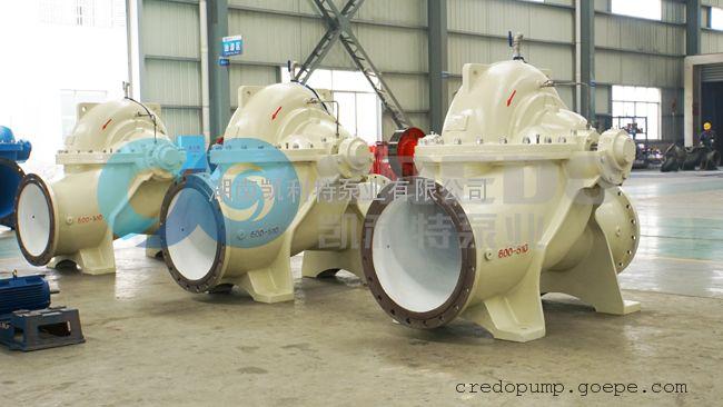 凯利特泵业cps循环水泵热网循环泵
