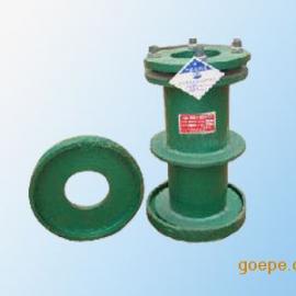 04FS02柔性密闭防水套管人防穿墙套管价格
