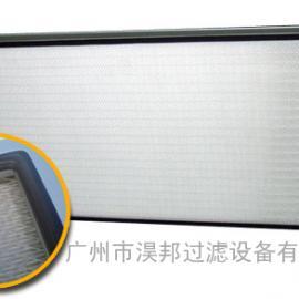 镀锌框有隔板高效过滤器,有隔板高效过滤器构成材料