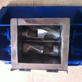 鲁州供应50L手动翻缸液压翻缸实验室用捏合机