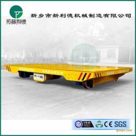 卷缆滚筒式1.5吨电动平车、喷砂房用平车性能稳定