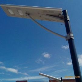 鸿泰led 一体化太阳能路灯照明 太阳能路灯系统