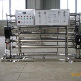2吨反渗透设备,工业用反渗透设备,污水反渗透设备
