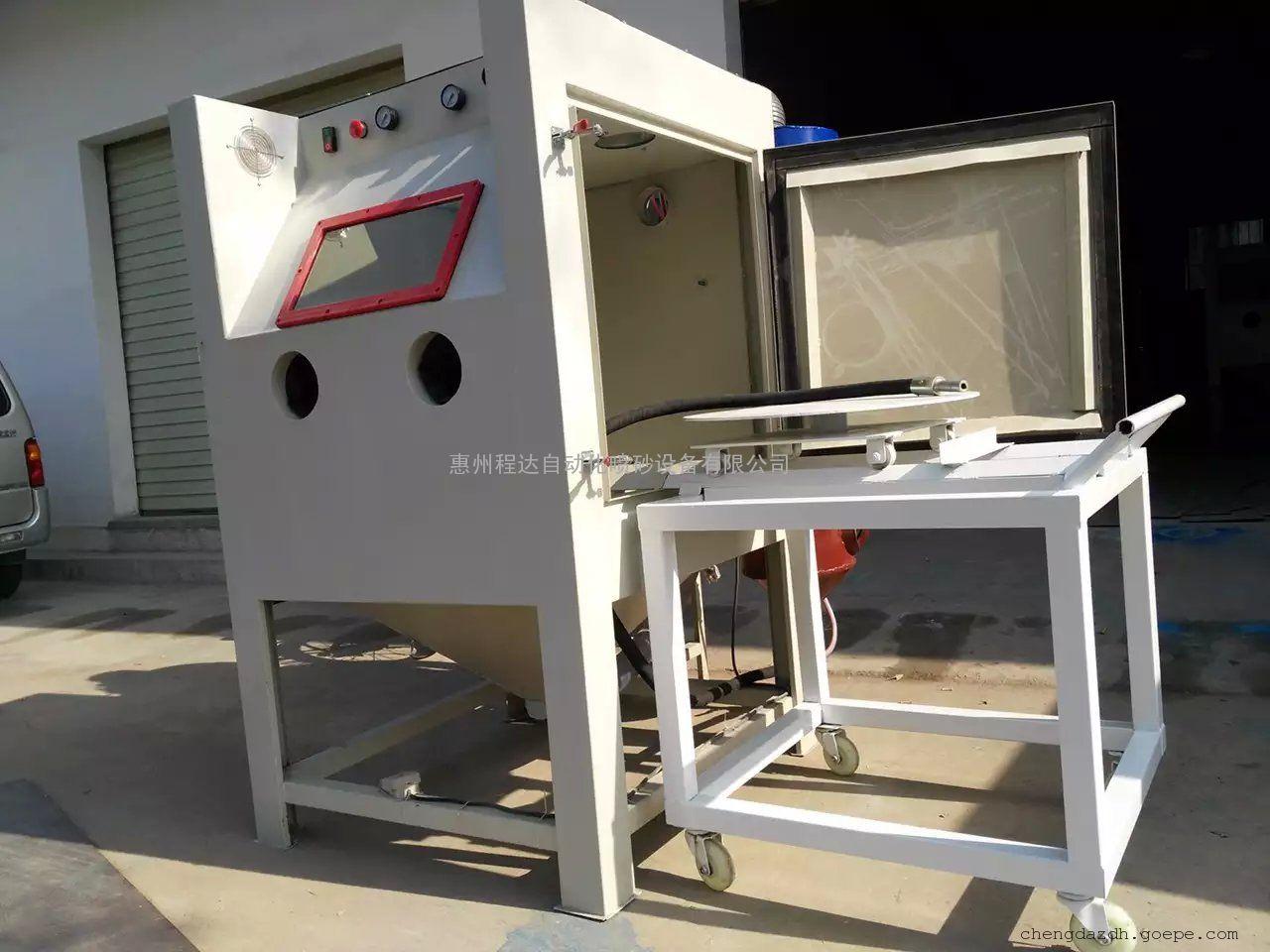 高压油泵喷砂机