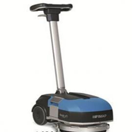 小洗地机 进口洗地机 办公室咖啡馆用洗地机