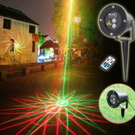 防水激光灯 花园户外草坪灯 欧式户外激光装饰灯 厂家直销
