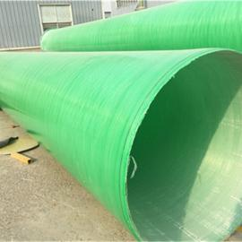 专业定制DN50-DN2600玻璃钢缠绕管道 排水管 电缆保护管