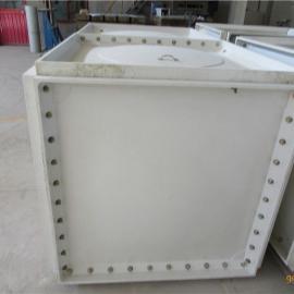 专业定制玻璃钢水箱 SMC组合式模压水箱
