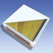 宁波岩棉手工板 食品车间手工岩棉保温板 净化工程岩棉夹芯板