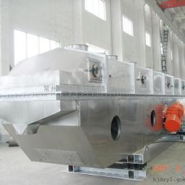 无水结晶硫酸钠干燥机 烘干设备 无水结晶硫酸钠振动流化床干燥设