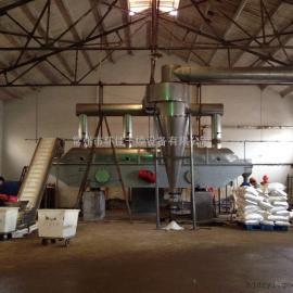 旋转制粒干燥机 旋转制粒烘干机 振动流化床干燥设备