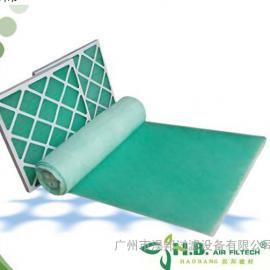绿白漆雾过滤棉,喷漆房喷漆棉地棉,玻璃纤维过滤材料
