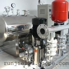西安无负压成套设备 不锈钢全自动变频供水设备厂家批发