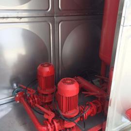 安徽图纸W-18-18-30-I-HDXBF屋顶箱泵一体化