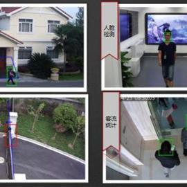 图像智能检测分析报警系统,人体特征检测识别报警系统