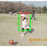 人脸识别联动监控报警摄像头,人体检测识别跟踪系统