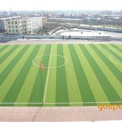 人工草坪足球场施工