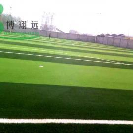 足球场人工草坪设计