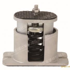同欣减震 弹簧阻尼风机减震器 ZTB水泵 空调减震 落地式减振器
