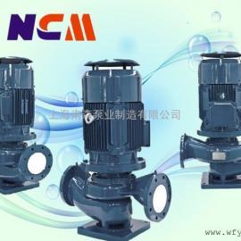 上海立式单级单吸离心泵