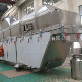 膨化饲料干燥机 膨化饲料烘干机 振动流化床干燥设备