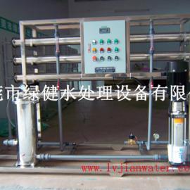 洗手液生产用DI去离子水机 反渗透纯净水设备 小型水处理