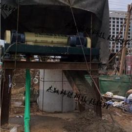 建筑项目施工中产生的泥水泥浆如何处理?打桩泥水泥浆压榨机