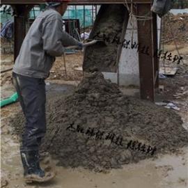 建筑打桩泥水泥浆压榨机可把泥水榨成干泥和回用水的设备