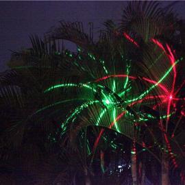 户外防水激光灯遥控 满天星红绿 草坪 花园 地标 圣诞