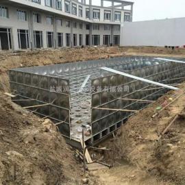 大型BDF地埋箱泵一体化水箱给水设备 智能箱泵一体化