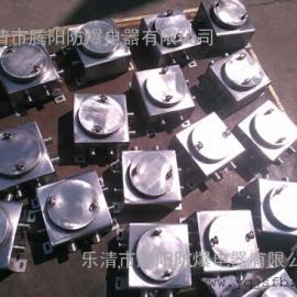 316,304不锈钢板防爆电缆接线箱