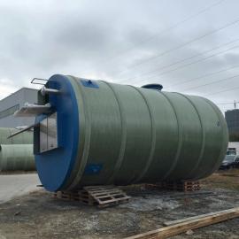 地埋式污水提升�A制泵站
