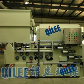 QTE-750电镀污水处理带式污泥脱水机