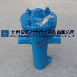 丝口连接篮式过滤器 DN15-DN80 北京景辰订制