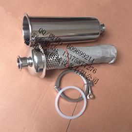 不锈钢快装过滤器、卫生级过滤器、精密过滤器