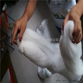 丙纶丝纤维与涤纶纤维束的本质区别?纤维束填料的安装工艺