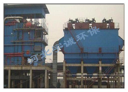 山东电厂静电除尘器                   电厂静电除尘器均采用钢结构