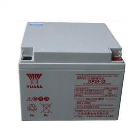 广东汤浅蓄电池6v4ah型号NP4-6,免维护铅酸蓄电池