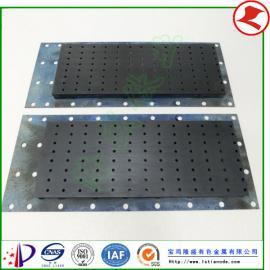 厂家供应铝箔阳极氧化用钛阳极