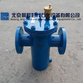 铸钢/不锈钢篮式消气过滤器 中石油项目选用消气过滤器