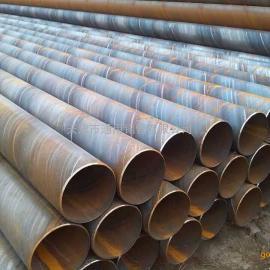 厂家直销山西Q235B打井输水用DN300小口径薄壁螺旋焊钢管