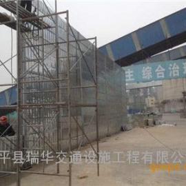 厂房声屏障-隔声屏障-工厂隔音墙-高效降噪 先进技术设备